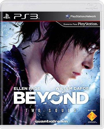 Jogo Beyond Two Souls - Ps3 Mídia Física Usado