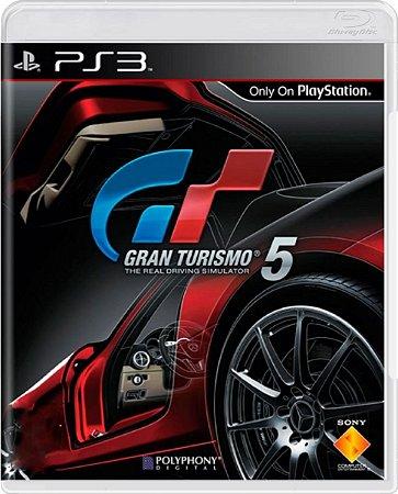 Jogo Gran Turismo 5 - Ps3 Mídia Física Usado