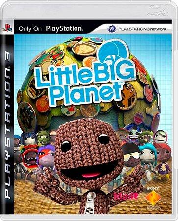 Jogo Little Big Planet - Ps3 Mídia Física Usado