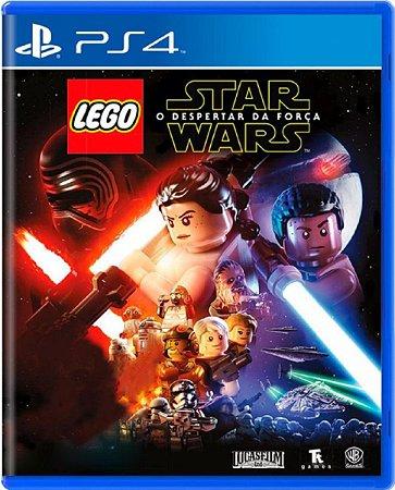 Jogo Lego Star Wars O Despertar da Força - PS4 Mídia Física