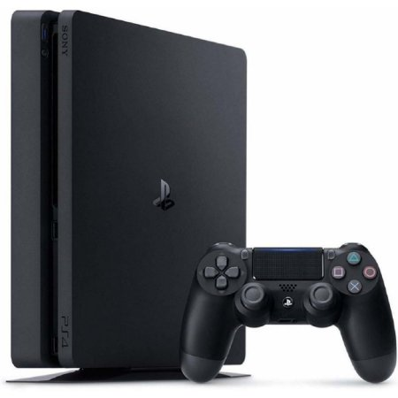 Console Playstation 4 Mega Pack 15 + 3 Jogos + PSN Plus