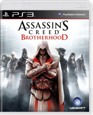 Jogo Assassin's Creed Brotherhood - Ps3 Mídia Física Usado