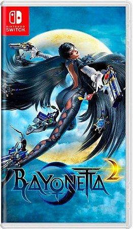 Jogo Bayonetta 2 - Nintendo Switch Usado