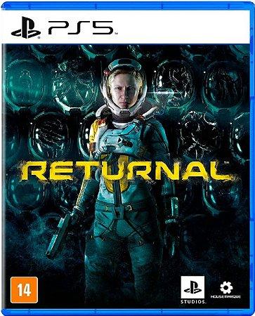 Jogo Returnal - PS5 Mídia Física