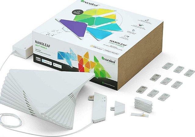 Nanoleaf Painel Smart RGB Kit com 9 Modulos