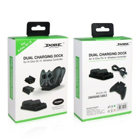Dual Power Dock Dobe Xbox One