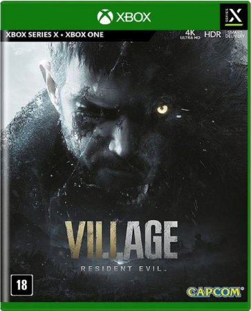 Jogo Resident Evil Village - Xbox One Mídia Física