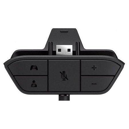 Adaptador Audio Xbox One Original Microsoft - Usado