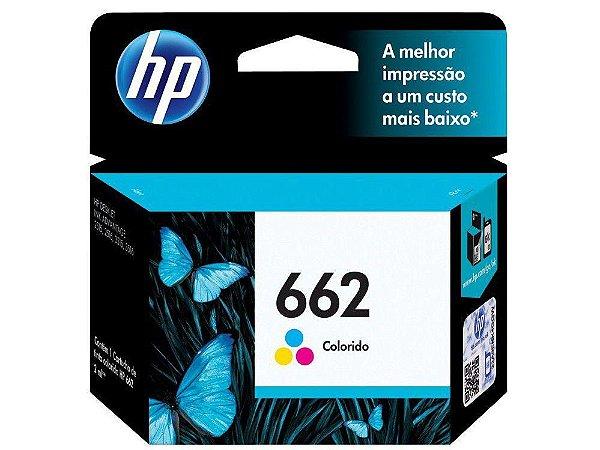 CARTUCHO HP 662 3ML - COLOR