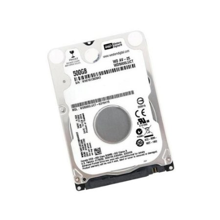 "HD 500GB Notebook Western Digital 2,5"" 7mm WD5000LUCT wd"