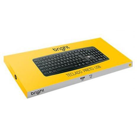 Teclado USB Basic Bright 0014
