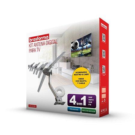 Kit Antena Externa Digital – SHD-8100k