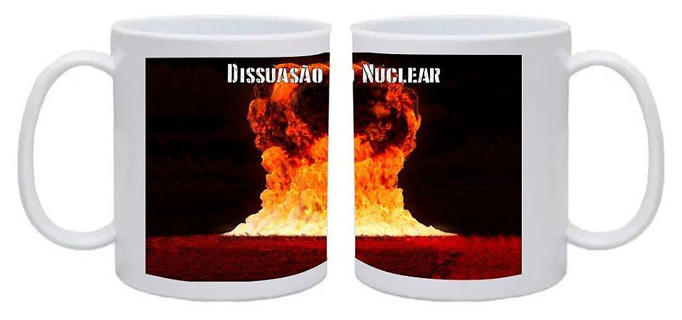 Caneca Dissuasão Nuclear