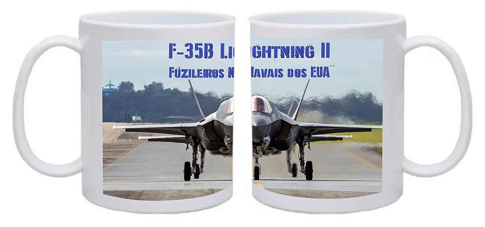 Caneca F-35B