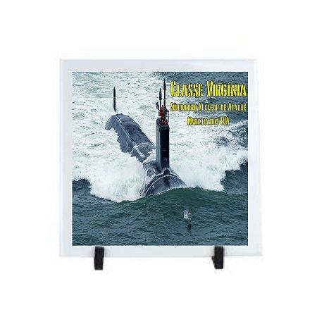 Azulejo Submarino Classe Virginia