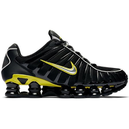 Nike TL 12 Molas Preto e amarelo