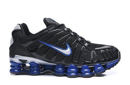 Nike TL 12 Molas Preto e azul
