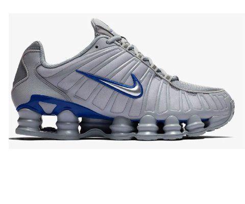 Nike TL 12 Molas Cinza e Azul