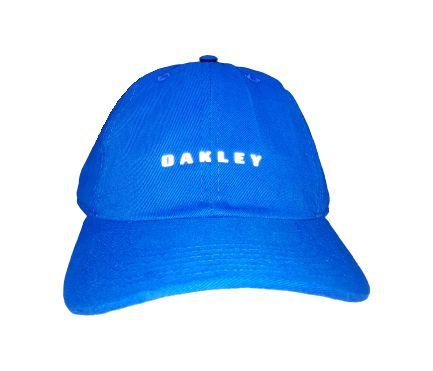 Boné Oakley Basic Azul