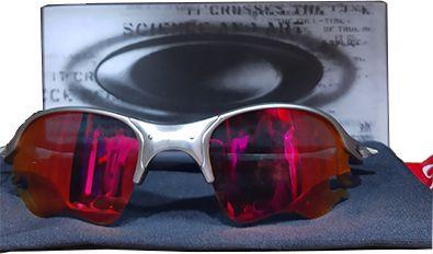 Óculos Oakley Romeo 2 Lente rubi