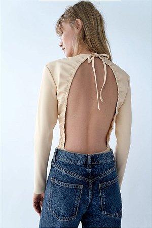 Body decote costas