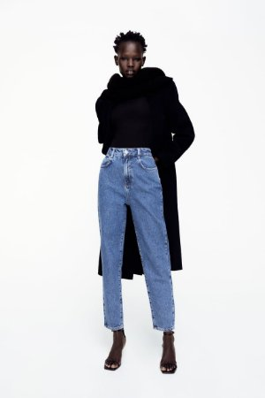 Calca Mom Jeans