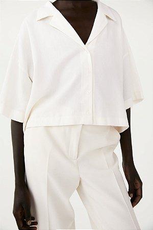 Camisa Mangas Curtas