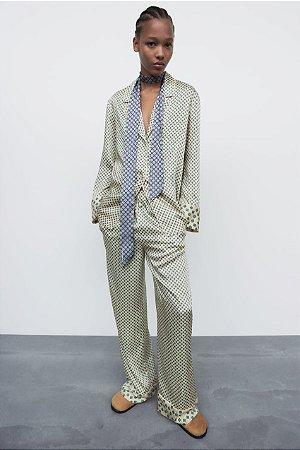 Camisa  Tipo Pijama