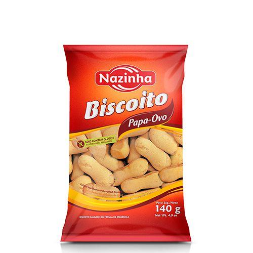 Biscoito Papa Ovo 140g