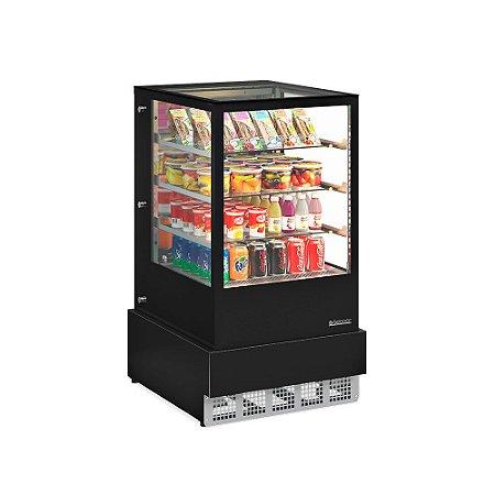 Vitrine Refrigerada Dupla Ação Conveniência Gourmet GELOPAR GGER-070
