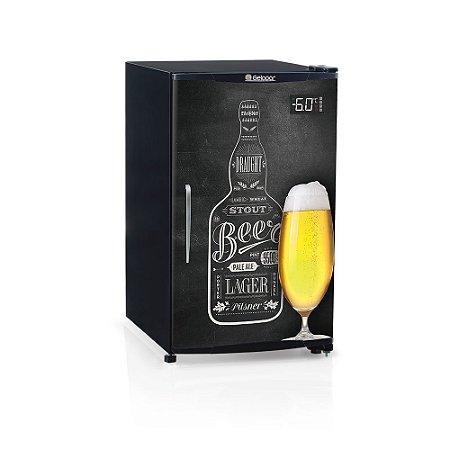 Refrigerador de Bebidas Cervejeira 112L GELOPAR GRBA-120 QC