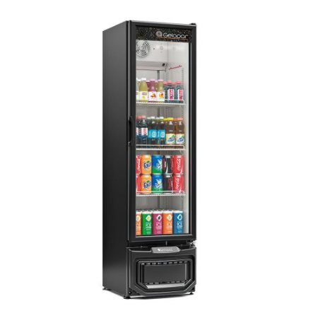 Refrigerador Vertical de Bebidas 228L GELOPAR GPTU-40 PR