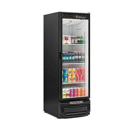 Refrigerador Vertical de Bebidas 578L GELOPAR GRV-57 PR