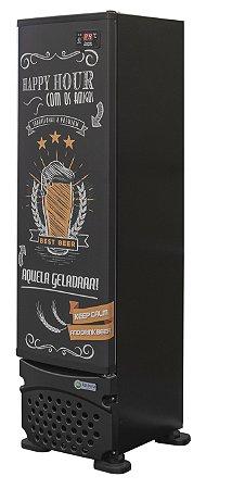 Refrigerador / Cervejeira 229L Porta Sólida IMBERA CCV144 HAPPY HOUR