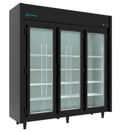 Refrigerador / Expositor Vertical 3 Portas KOFISA KAS-3P
