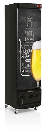 Refrigerador de Bebidas Cervejeira 228L GELOPAR GRB-23 E QC