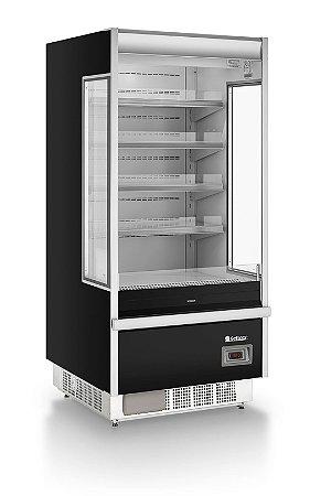 Refrigerador Vertical Aberto Bebidas, Frios e Laticínios ou Hortifruti GELOPAR GSTO-900