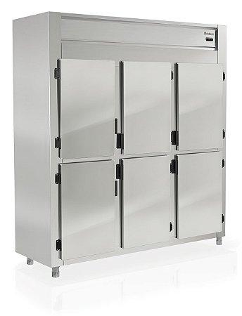Refrigerador / Geladeira Comercial 6 Portas GELOPAR GREP-6P