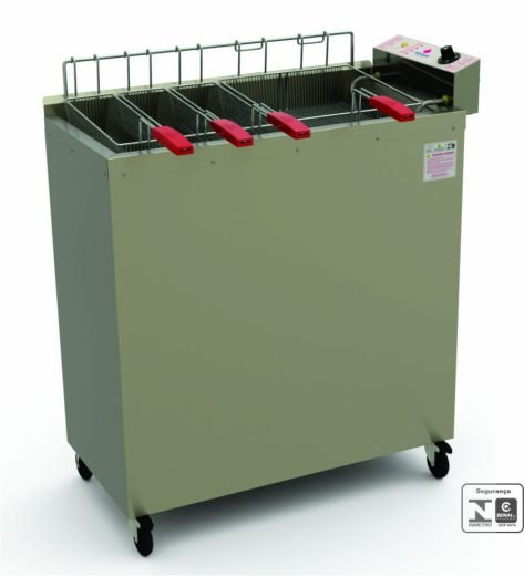 Fritadeira Elétrica 34 Litros Água e Óleo PROGÁS PR-3000 E
