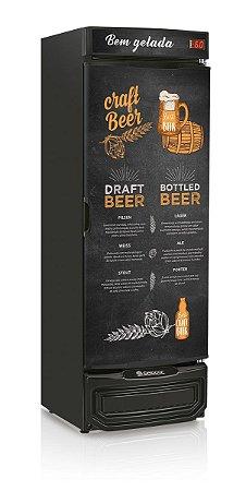 Refrigerador de Bebidas Cervejeira 441L GELOPAR GRBA-450 CB