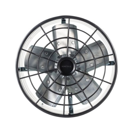 Ventilador Exaustor Axial 30cm Comercial Parede Alta Vazão VENTISOL