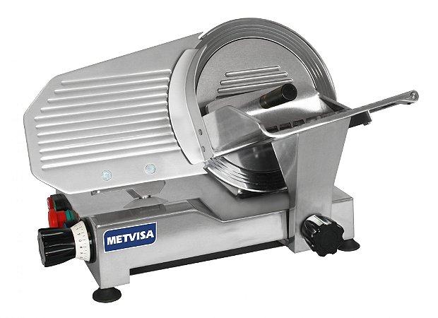 Cortador de Frios Semi Automático 275mm METVISA CFE.275