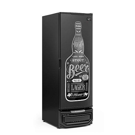 Refrigerador Vertical Visa Cooler 578L GELOPAR GCB-57 PR