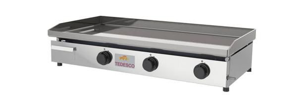 Chapa Bifeteira a Gás  TEDESCO BGT 102