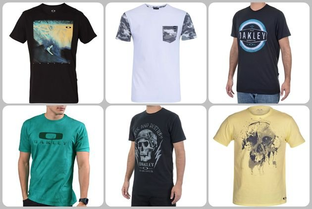 Camisetas Oakley no Atacado - Roupas de Marca no Atacado e Varejo ... 5fa7d76e6b