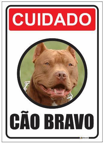 Cuidado - Cão Bravo