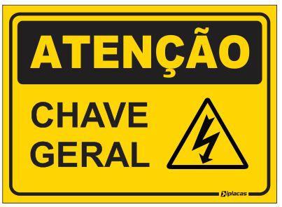 Atenção - Chave Geral