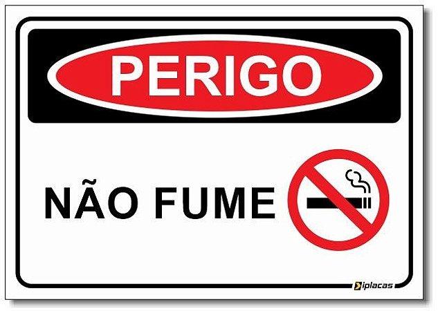 Perigo - Não Fume