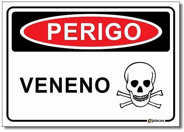 Perigo - Veneno