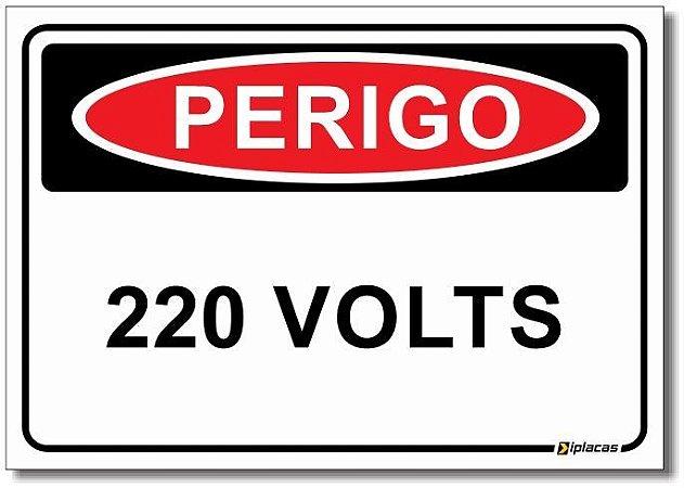 Perigo - 220 Volts